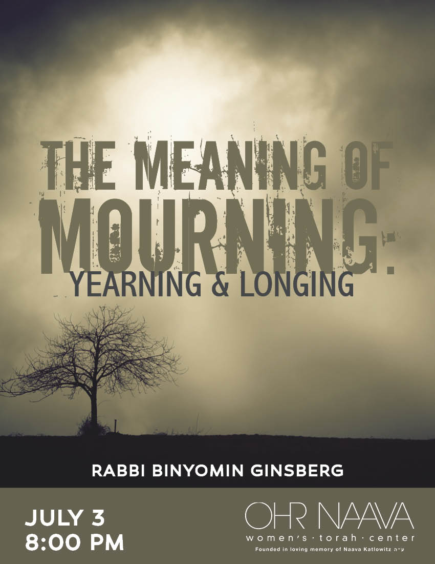 The Meaning of Mourning: