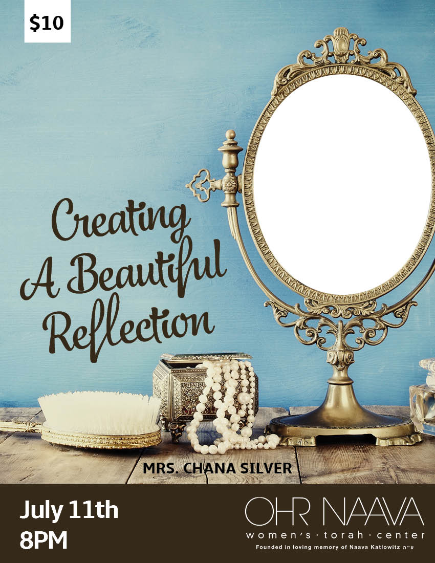 Creating A Beautiful Reflection