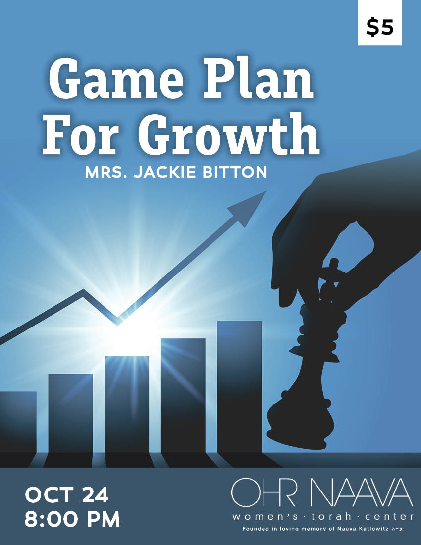 Game Plan For Growth