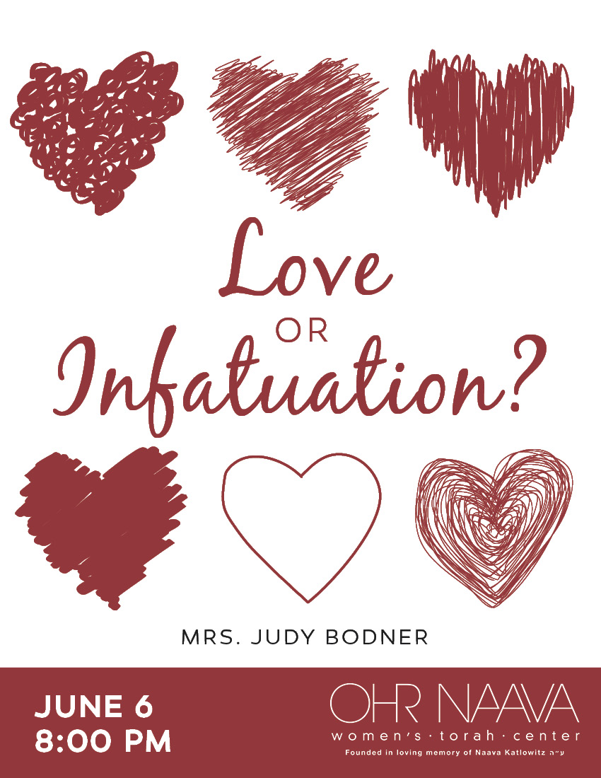Love or Infatuation?