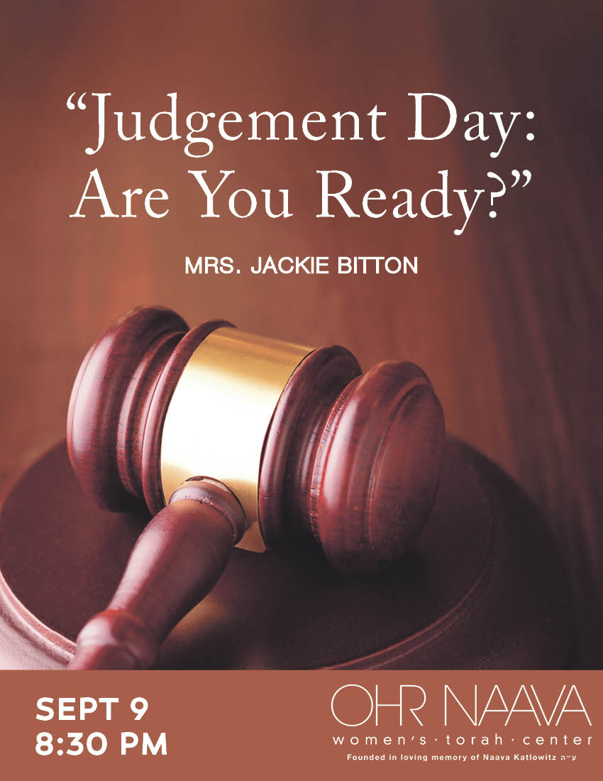 Judgement Day: Are You Ready?