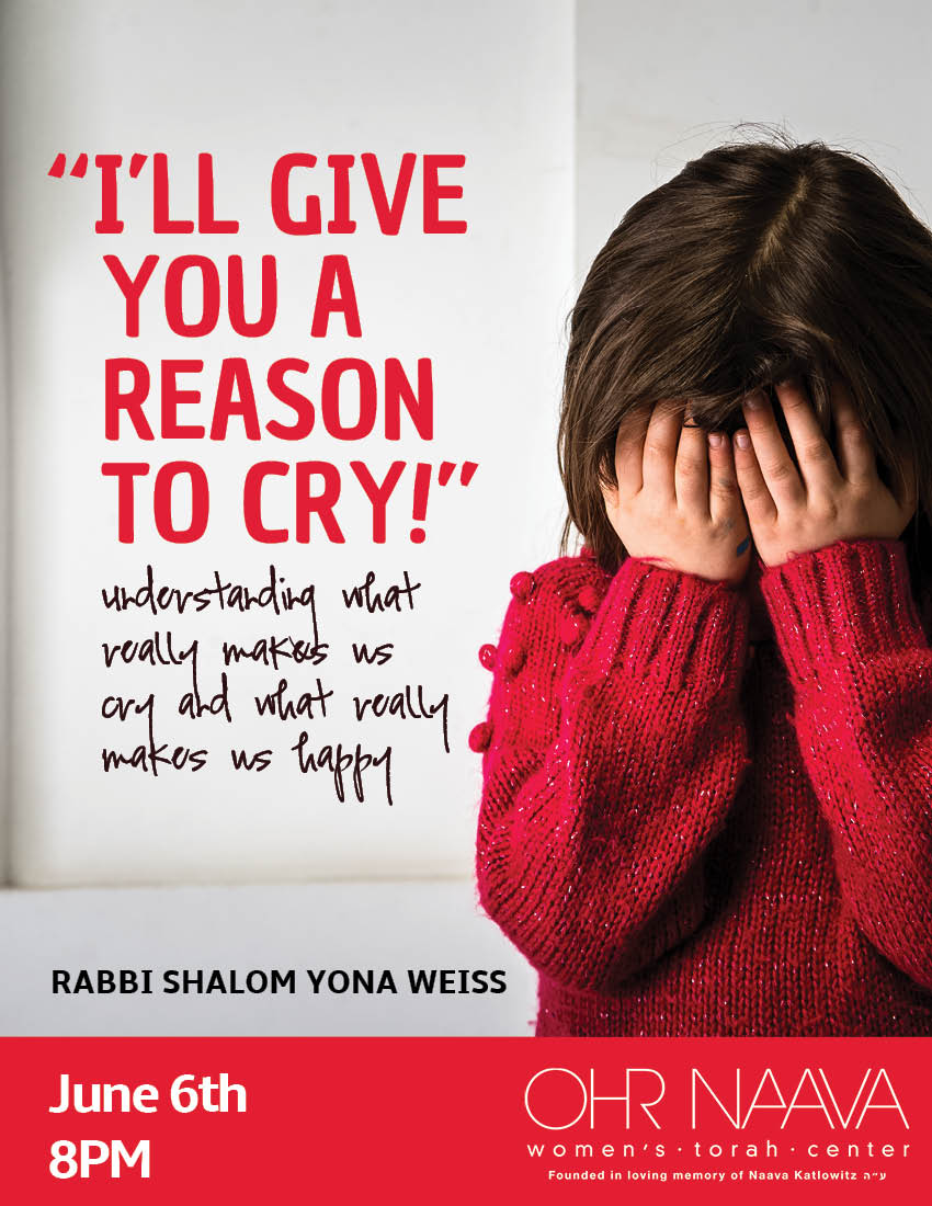 """I'll Give You A Reason To Cry!"""