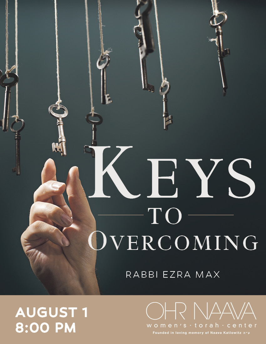 Keys to Overcoming...