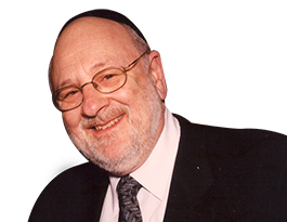 Rabbi Dr. Tzvi Hersh Weinreb